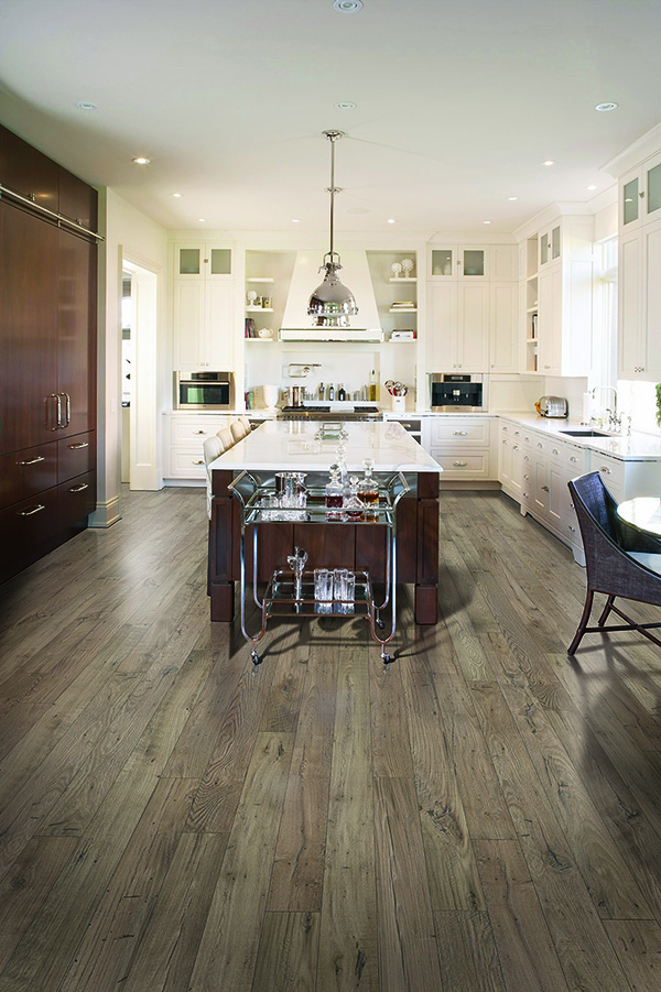 Laminate Room Floor Example